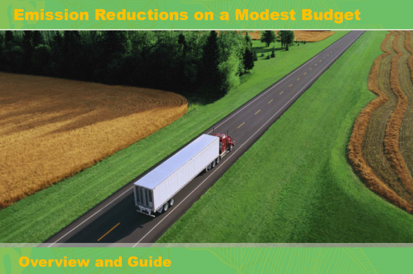 Emission Reductions on a Modest Budget